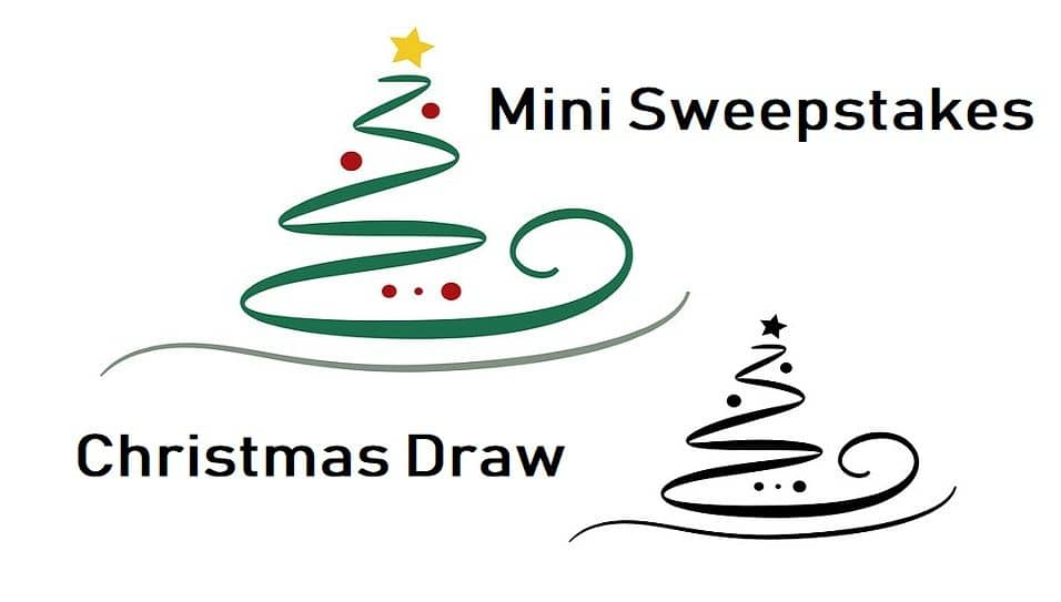 Christmas Pictures To Draw.Pcso Special Mini Sweepstakes Christmas Draw